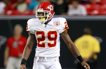 2010 First-Round Draft Pick Eric Berry