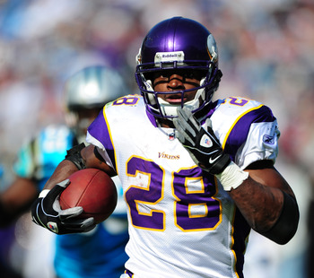 2007 First-Round Pick Adrian Peterson