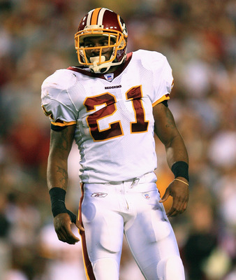 2004 First-Round Pick Sean Taylor