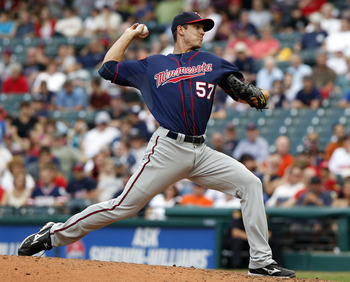 The Twins are still hoping there is a bright future with Kyle Waldrop in the Twins rotation.
