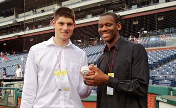 Nik Vucevic and Lavoy Allen