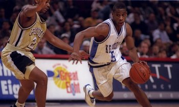 Kentucky's Wayne Turner