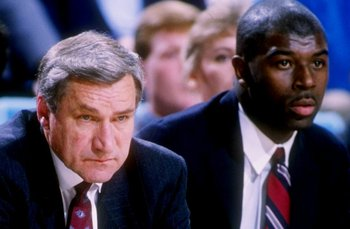 Dean Smith and Phil Ford