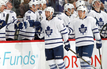 Tim Connolly is the poster boy for Leafs that aren't living up to expectation