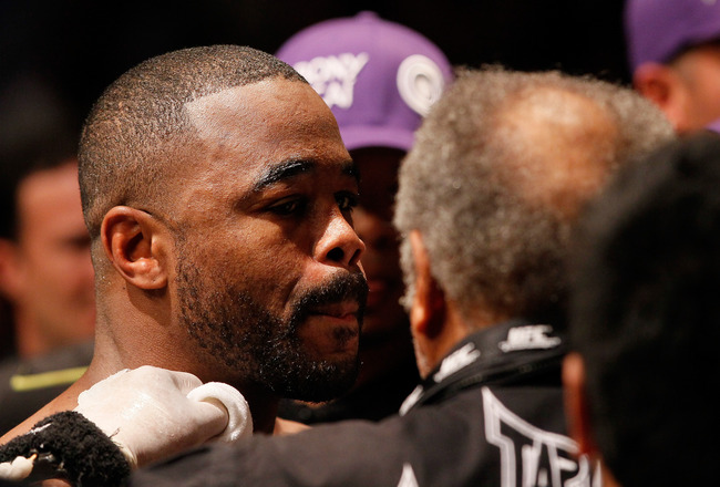 5 Possible Fights for Rashad