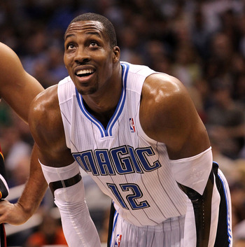 The Magic will be without their big man Dwight Howard for the playoffs.