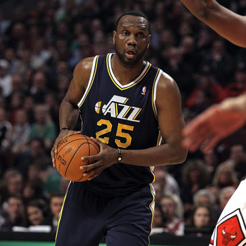 Al Jefferson has led the Jazz to the eighth seed in the West.