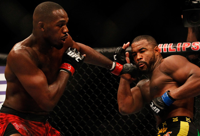 UFC 145 Results: Jon Jones vs. Rashad Evans by the Numbers ...