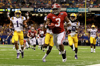Trent Richardson is going to be a great running back. But in today's NFL running backs are not as valued as they once were.