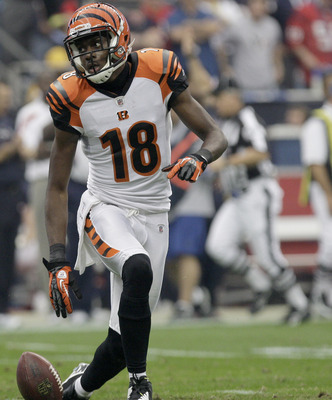 A.J. Green is just one of many outstanding receivers the Browns will have to face week in and week out.