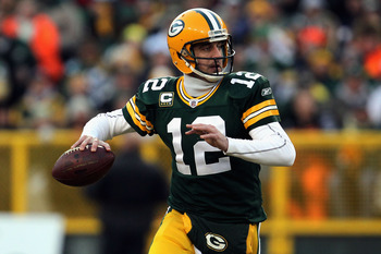 The main reason why the Packers will dominate again in 2012? Aaron Rodgers.