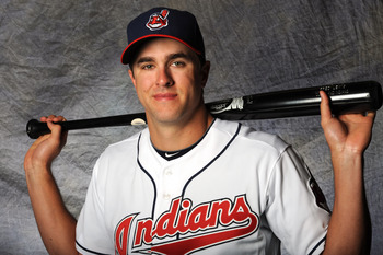 This may be the only known photo where Chisenhall isn't frowning