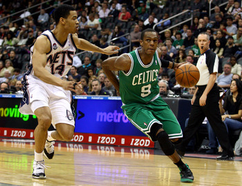 Rondo will likely be the x-factor in any potential playoff series.