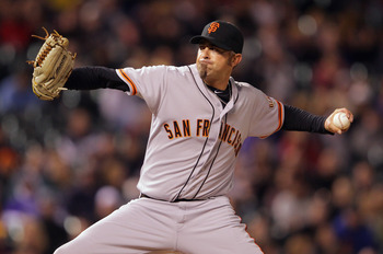 Jeremy Affeldt enters his fourth season in San Francisco