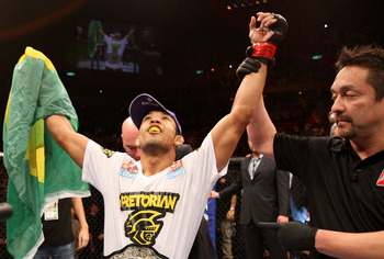 MMA Draft: Selecting the Sport's Top 32 Franchise Fighters
