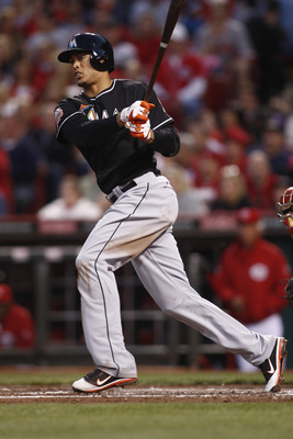The Marlins need Giancarlo Stanton to hit for power since he is their only big power threat.