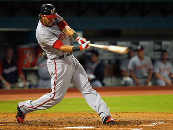Getting Mike Morse back will give the Nationals offense a boost.