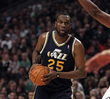 Al Jefferson is a ferocious rebounder.