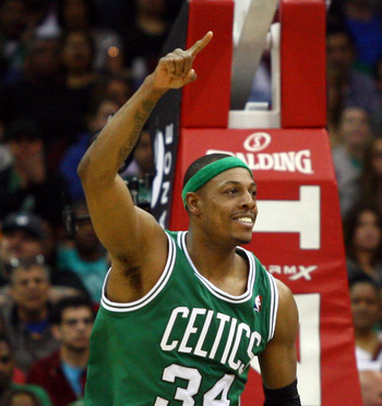 Paul Pierce will go down as an all-time Celtics great.