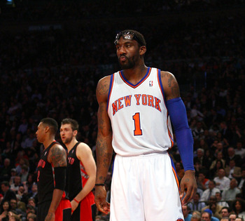 Amar'e Stoudemire and his back could be an issue for years to come.