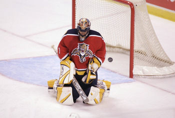 Could Luongo head back to Florida?