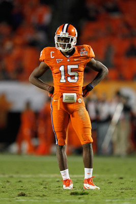 Coty Sensabaugh, CB, Clemson