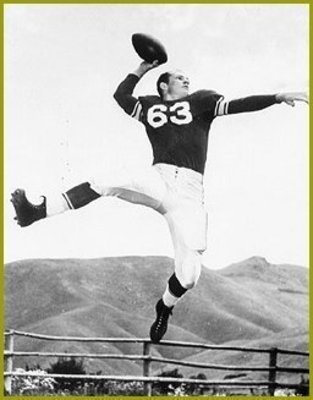 NFL Hall of Fame Y.A. Tittle, LSU