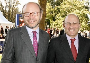 Alain and Gerard Wertheimer (Photo via Forbes.com)