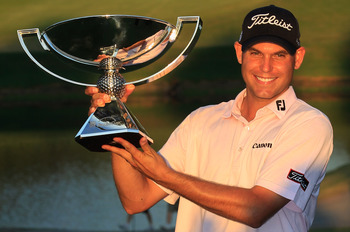 Bill Haas was the 2011 FedExCup Champion.