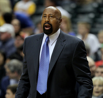 If Carmelo Anthony really wants Mike Woodson back as head coach next season then wining the NBA Title would help a lot.