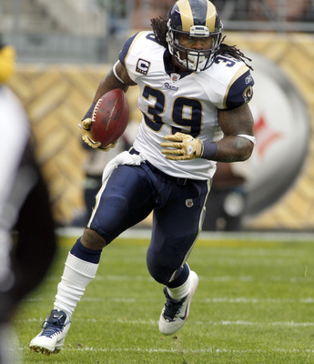 Rams Trade Steven Jackson To Saints