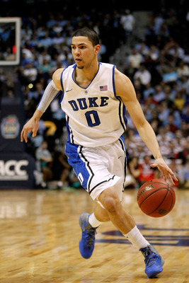 Austin Rivers was on of two unanimous picks to the All-Freshman team in 2012.