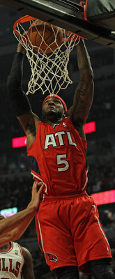 Josh Smith has the talent to take over a series.