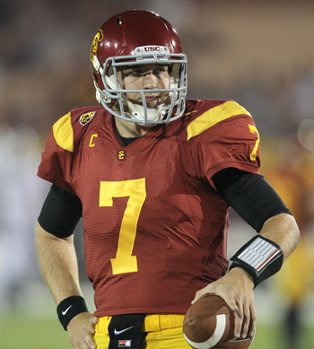 Who is going to step up just in case Matt Barkley suffers an injury with a game on the line?