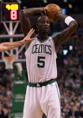 No doubt about it, KG is the Celtics' MVP.
