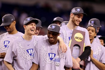 The 2010 National Championship was the program's fourth national title.