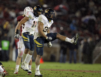 Cal's Mychal Kendricks will be the next ILB off the board and should go early in the 2nd