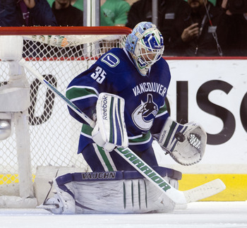 Schneider is undoubtedly the top free agent goaltender on the market this offseason
