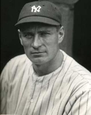 Wally Pipp, more than the headache guy.