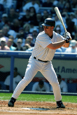 Tino Martinez: Just good.