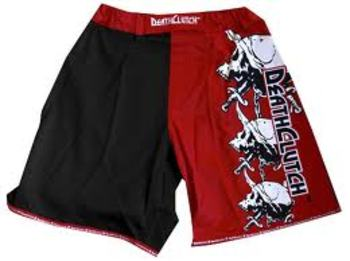 http://www.osakafightgear.com/death-clutch-ufc-121-fight-shorts/