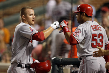 Out with the Old (Abreu), In with the New (Trout)