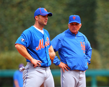 Terry Collins is currently the skipper of the New York Mets.