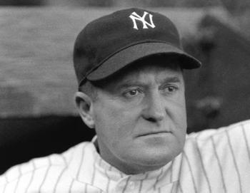 Joe McCarthy won the World Series seven times.