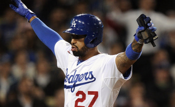 Somehow we sense Matt Kemp will not be denied a second time for MVP.