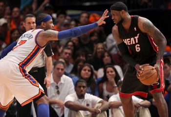 Knicks vs. Heat will be an exciting series, but the outcome is pretty much guaranteed.