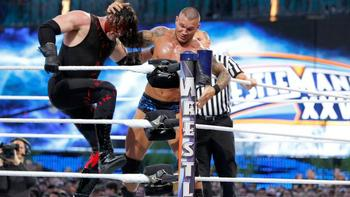 It's one win for Kane, one win for Orton. Who will be victorious in their match at Extreme Rules? Courtesy: WWE.com.
