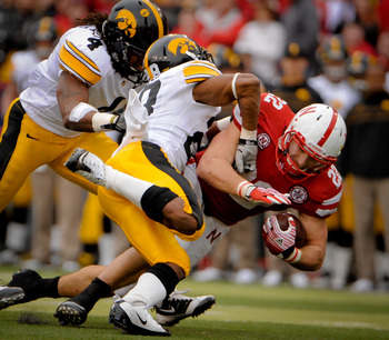 Iowa produces great cornerbacks, so Prater could develop into something special for Cincy