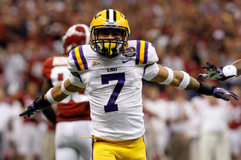 Tyrann Mathieu may have to play some snaps on offense to win the award.