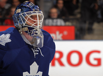 The Leafs haven't seen the last of Ben Scrivens